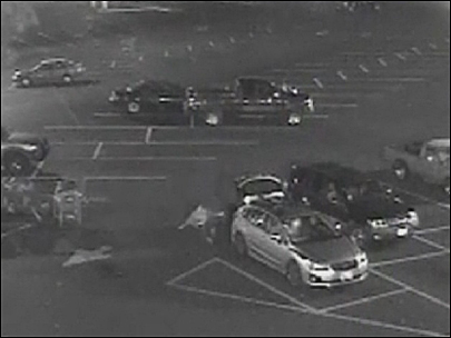 Police: Video shows man groping woman in grocery store parking lot