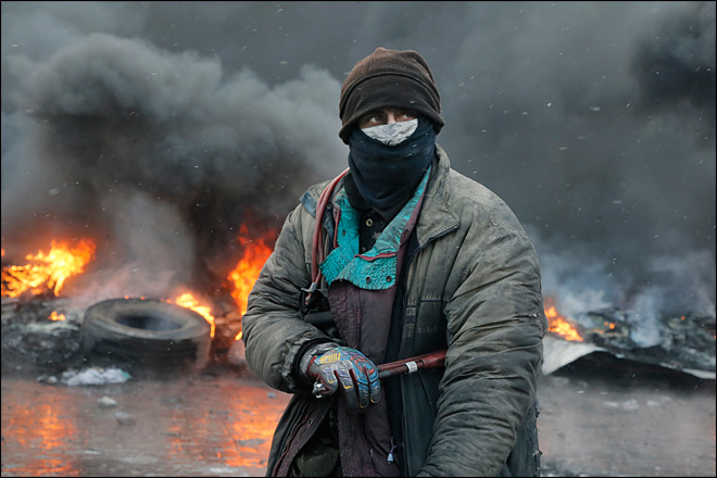 2 dead as violent protests rock Ukraine