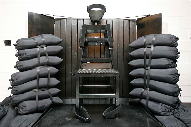 Hangings, firing squads: States mull reviving old-time executions