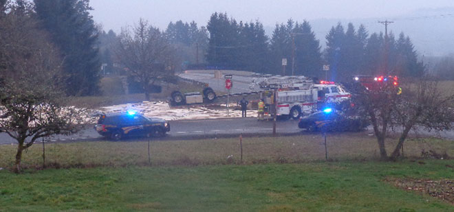 1 dead in crash near Cottage Grove
