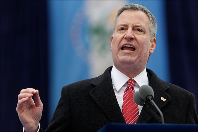 New York City mayor likes Seahawks in Super Bowl
