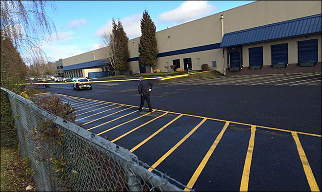 Vancouver police: Paint store driver fatally shoots manager, self