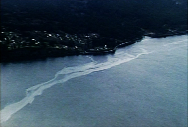 Navy: Oil spill in Hood Canal larger than first estimated