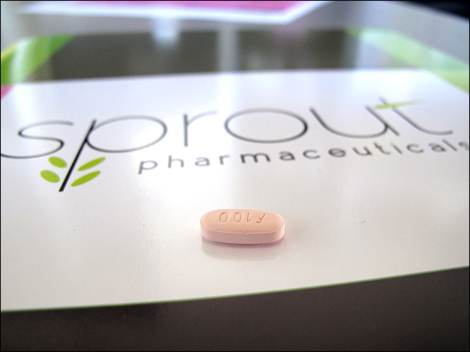 FDA wants more info on female sex pill