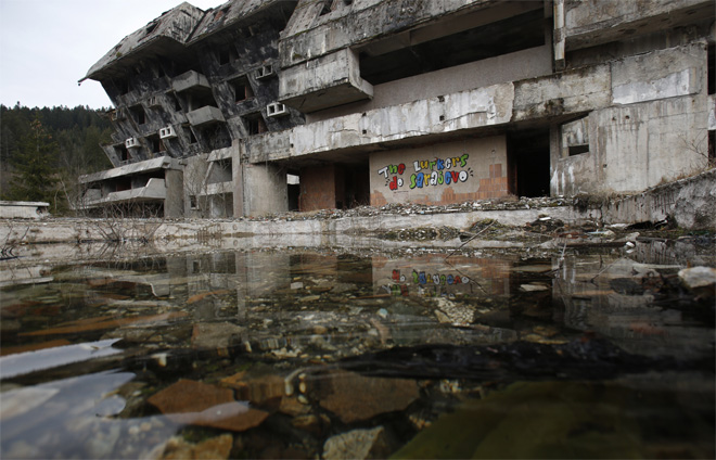 Bosnia After the Olympics