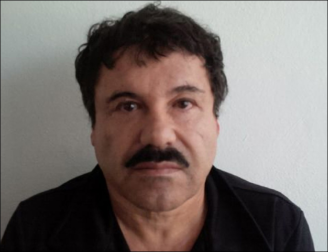 Wiretaps, aides led to Mexican drug lord's arrest