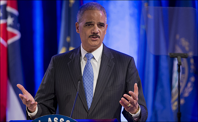 Holder: State AGs not obligated to defend same-sex marriage bans