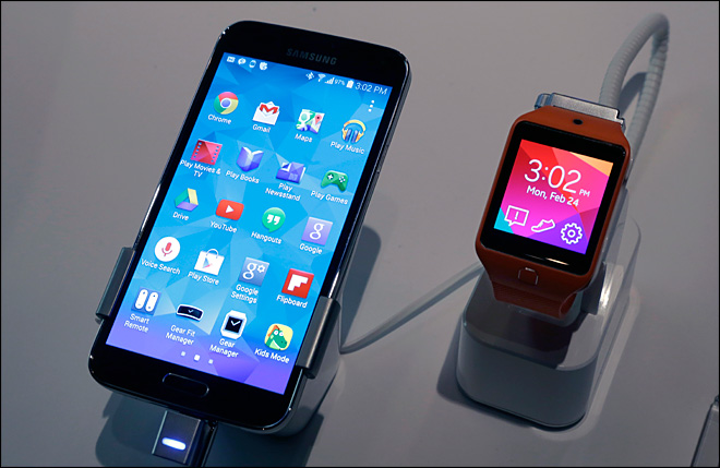 Review: New Samsungs will appeal to fitness fans