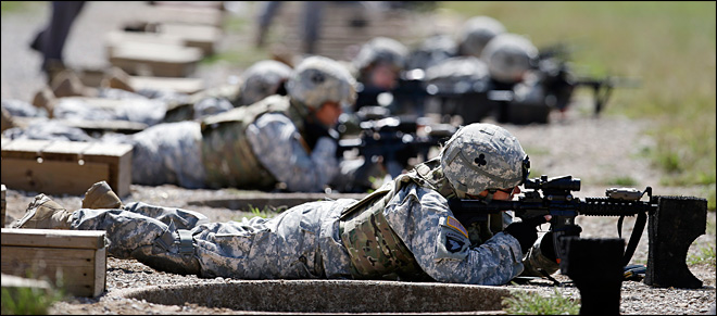 Survey: Few Army women want combat jobs
