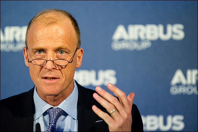 Boeing rival Airbus posts higher 2013 profit