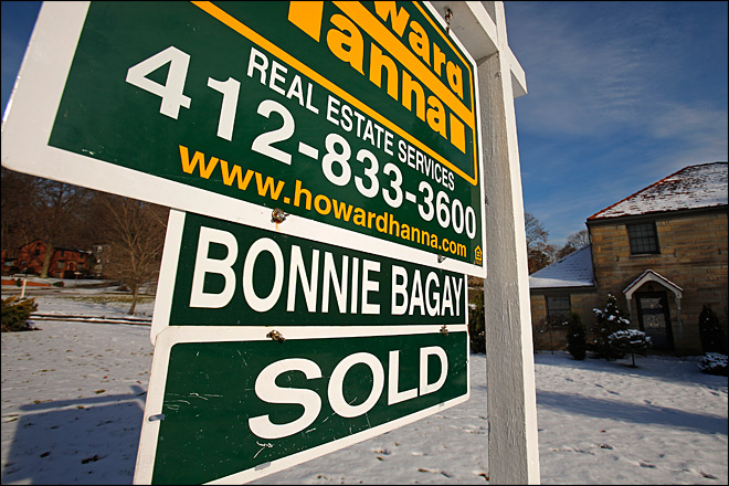 U.S. sales of new homes up in January