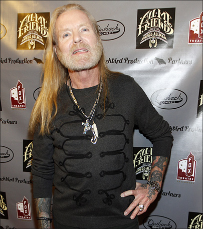Gregg Allman sues to stop movie after train crash