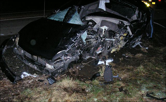 OSP looking for driver in serious injury Astoria hit-and-run crash