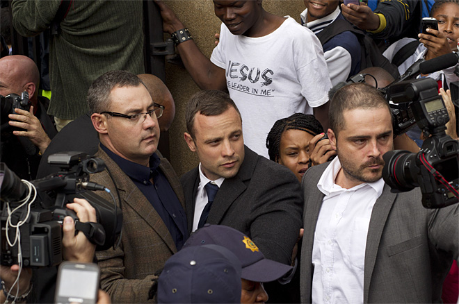 CORRECTION South Africa Pistorius Trial