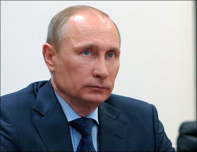 Putin: Russia has right to use force in Ukraine