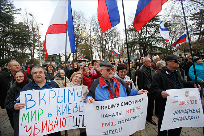 Crimea lawmakers schedule vote on joining Russia