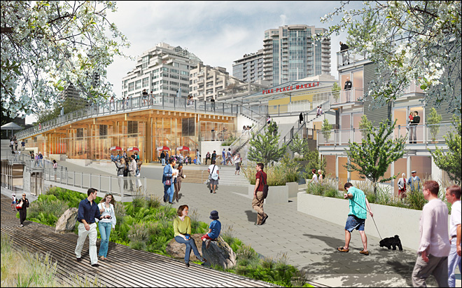 Pike Place Market unveils plans for major $65 million renovation