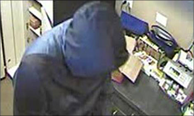$5,000 reward offered in violent bank robbery