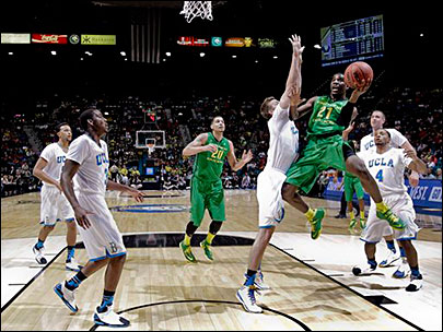 UCLA's second-half run sparks rout of the Ducks