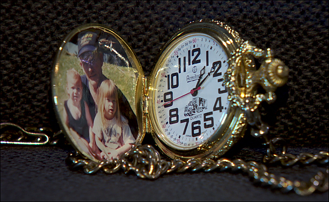 State workers trying to find owner of lost pocket watch
