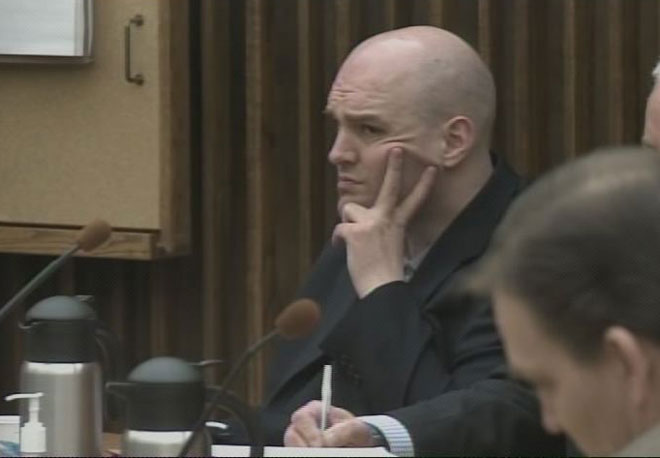 Jury finds son guilty of murder in deaths of father, father's girlfriend