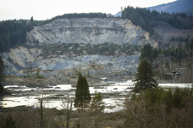Washington Mudslide