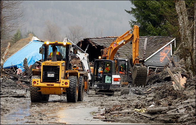 Official on deadly mudslide: 'It haunts me'