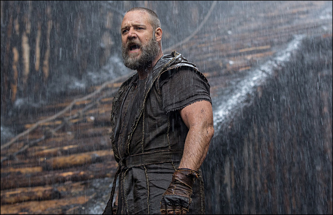 'Noah' rises to top of box office with $44M debut