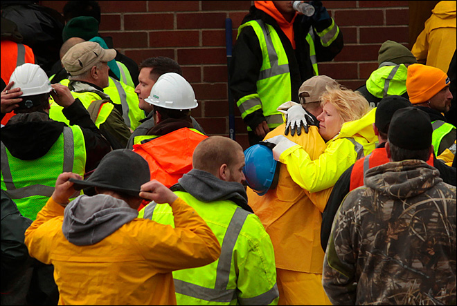 Number of missing from mudslide drops to 30