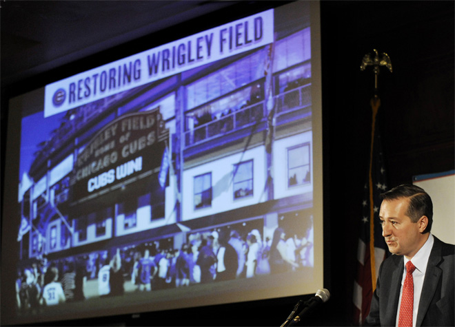 Wrigley 100th Innovations