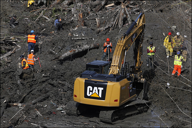 Mudslide death toll hits 28; financial losses reach $10 million