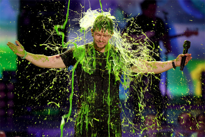 APTOPIX 27th Annual Kids' Choice Awards - Show