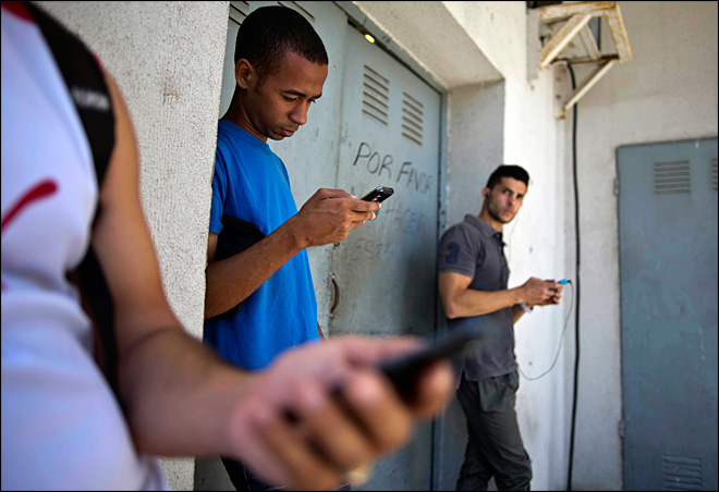U.S. secretly built 'Cuban Twitter' to stir unrest
