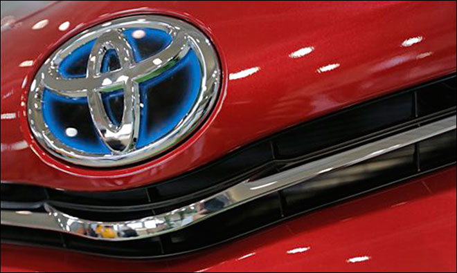 Toyota recalls 1.8M vehicles in the US