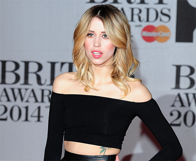 APTOPIX Britain Obit Peaches Geldof