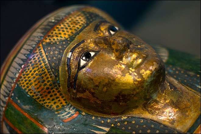 New technology unwraps mummy mysteries