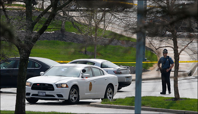 3 dead after Kansas City-area Jewish community center shooting