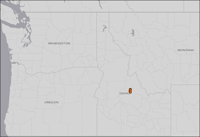 Scientists puzzled by flurry of quakes in central Idaho