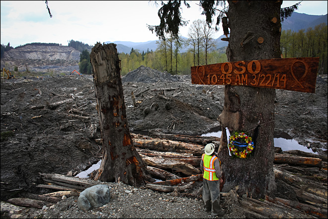 Mariners to salute residents, rescuers of Oso area