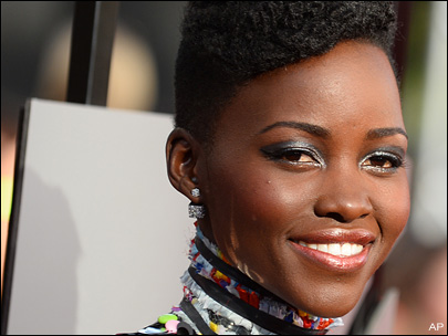 Lupita Nyong'o named People's 'Most Beautiful'