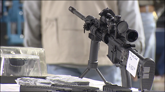 City of Tacoma mulls tighter gun show regulations