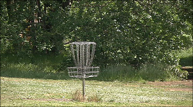 Woman's body found on Roseburg disc golf course