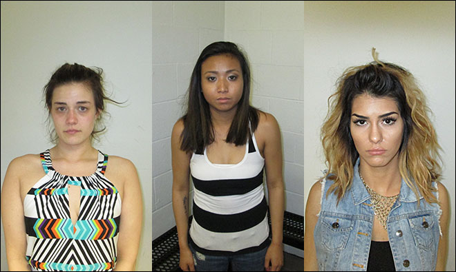 Women accused of twerking, lewd behavior at City Hall in Oregon