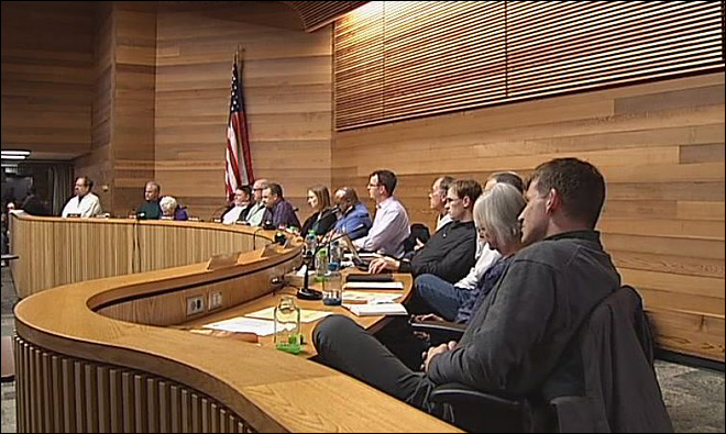 Sick time + Climate change + Skateboards + Homeless = Eugene City Council
