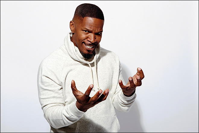 Jamie Foxx puts a charge into 'Spider-Man 2'
