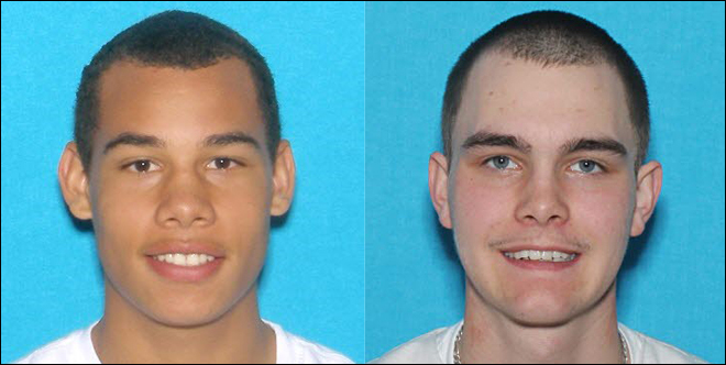 Springfield teens arrested for menacing with handgun