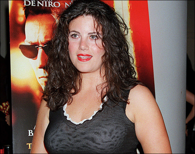 Monica Lewinsky speaks up for people trashed online