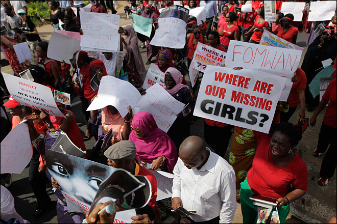 Nigerian girls describe kidnapping, 276 still missing