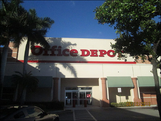 Office Depot plans to close at least 400 U.S. stores
