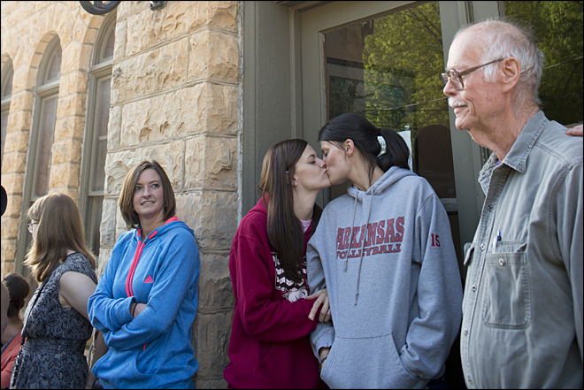 Arkansas plans to appeal same-sex marriage ruling